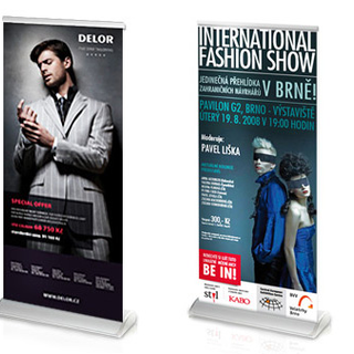 Roll Up Exclusive 100 x 200 cm