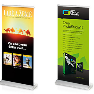 Roll up Exclusive 120 x 200 cm