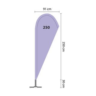 Muší křídlo FLY WING 250
