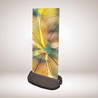 Outdoor deskový banner 50 x 150 cm se zátěžovou základnou