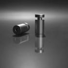 Distanční šroub 19x25 mm (hliník)
