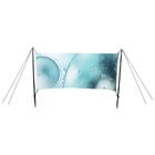 Outdoor napínací banner 100x100 cm - přenosný