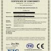 Certifikát KN95, FFP2